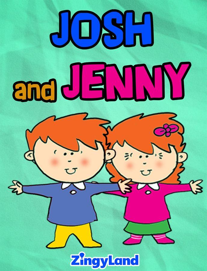Josh and Jenny https://www.youtube.com/watch?v=dsEr6_gmXnI