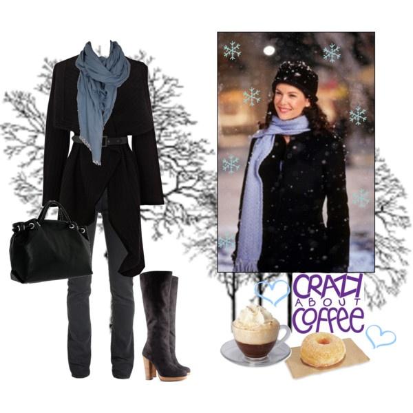 48 Best Gilmore Girls Fashion Images On Pinterest | Gilmore Girls Fashion Feminine Fashion And ...