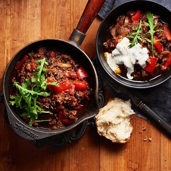 chili con carne ica