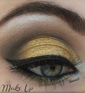 how i want my makeup for vegas ceremony~!