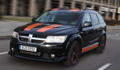 dodge+journey+model+kits | JOURNEY - Dodge Journey tuning - SUV Tuning