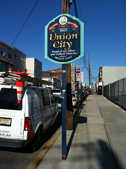 Union City, New Jersey - Wikipedia, the free encyclopedia
