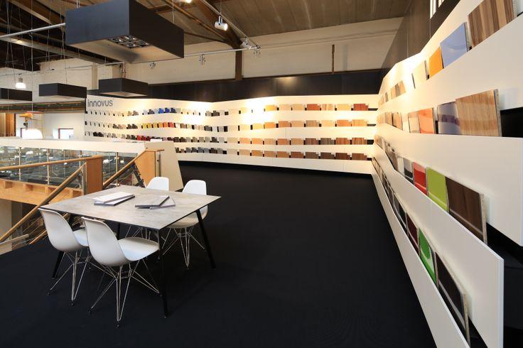 New INNOVUS showroom in Germany