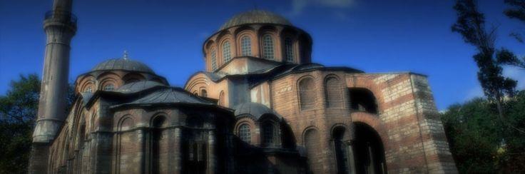 Chora Museum // Byzantine church