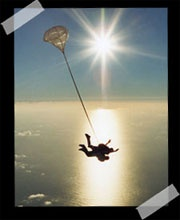 Skydiving in the Bay of Islands?