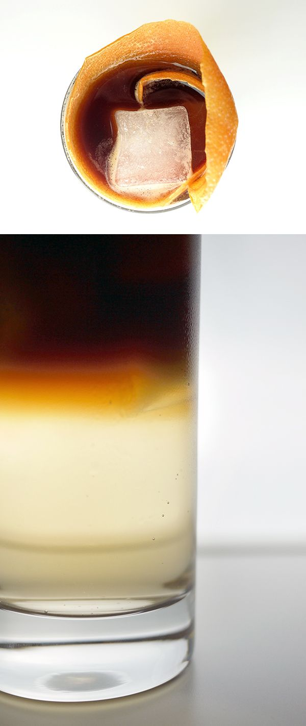 White Russian Cocktail: composition and recipe 87
