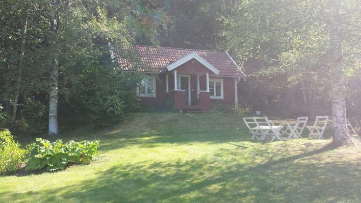 Nära både Sjö & Hav (Stuga uthyres i Uddevalla, Bohuslän)