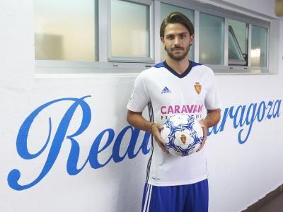 """""""Tenía claro que quería venir aquí; el Real Zaragoza es un club grande""""   Real Zaragoza Web Oficial"""