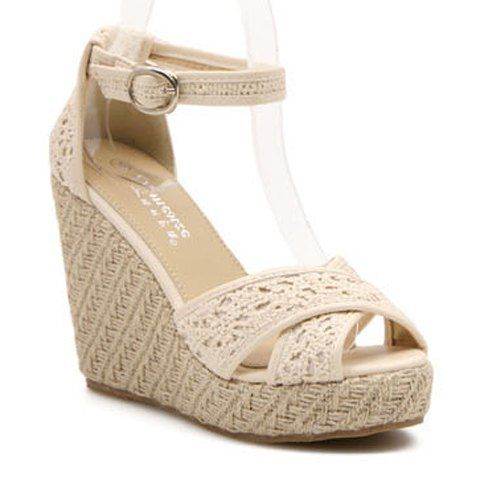 I'm in love for this espadrille <3