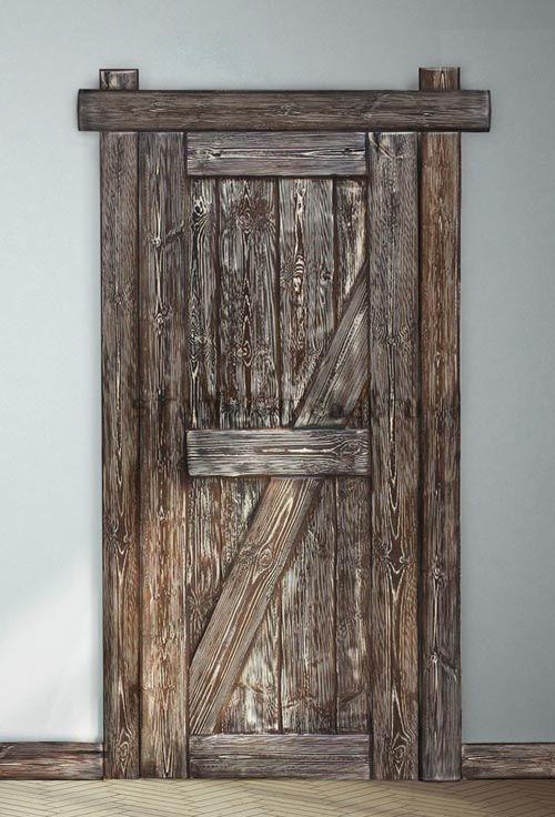 считают, что двери из досок своими руками фото одну