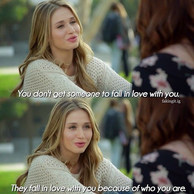 mtv faking it quotes - Google Search