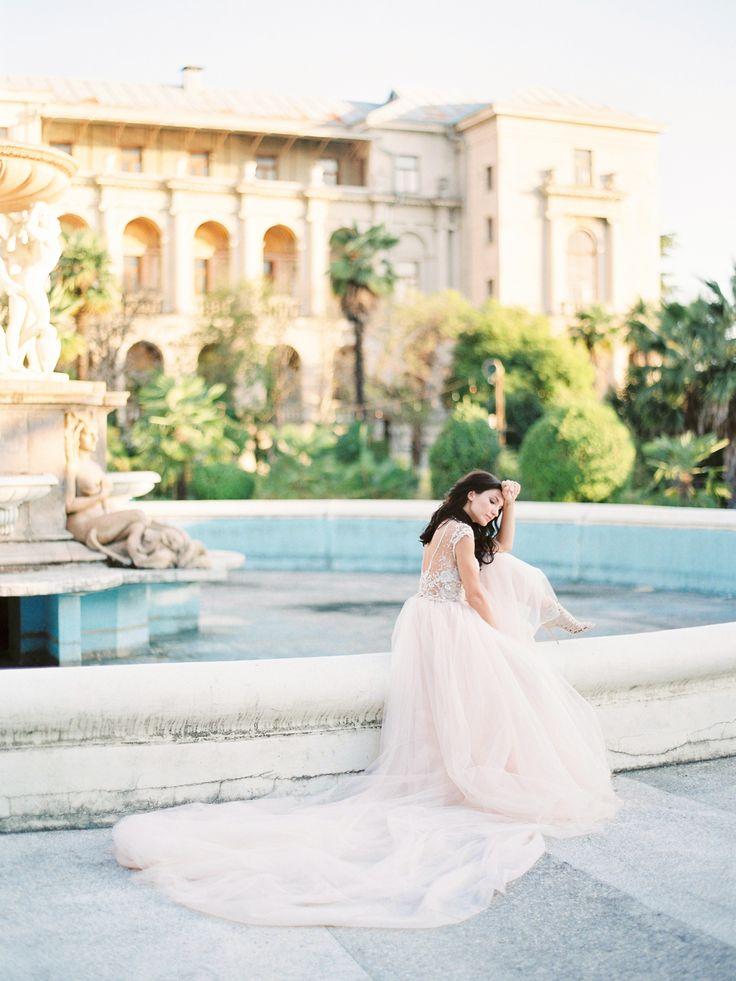 Galia Lahav Wedding dress bride