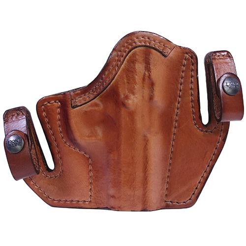 Deep Concealment Tuckable Holster - CZ 75D Compact, Brown, Right Hand