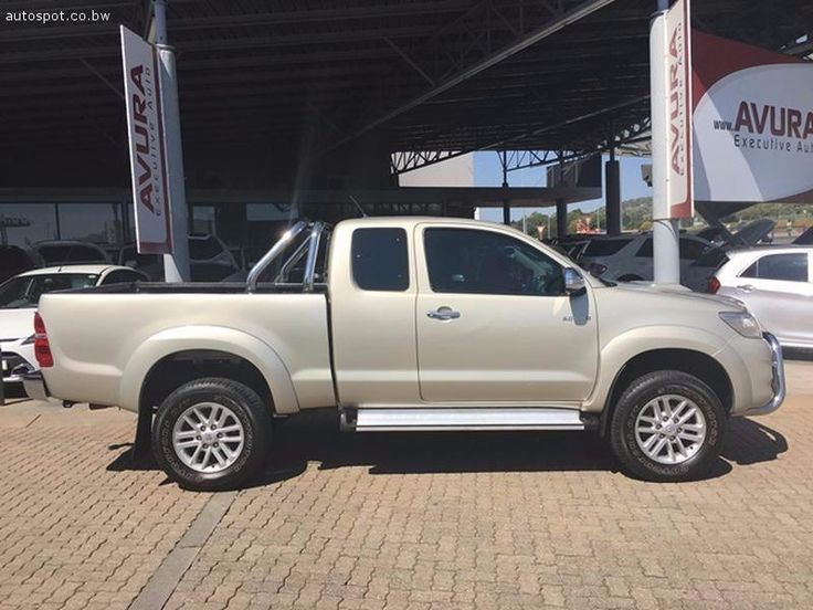 32 best Toyota Hilux images on Pinterest | Toyota hilux ...