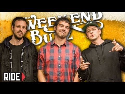 Nick Dompierre, Josh Kalis, Jon Allie & Roger Bagley: Weekend Buzz ep. 49