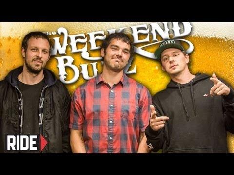 Nick Dompierre, Josh Kalis, Jon Allie & Roger Bagley: Weekend Buzz ep. 49