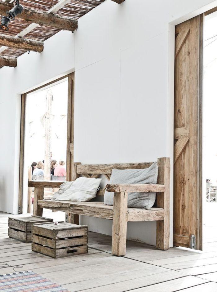 Стиль рустик: мебель и декор – Полезные советы