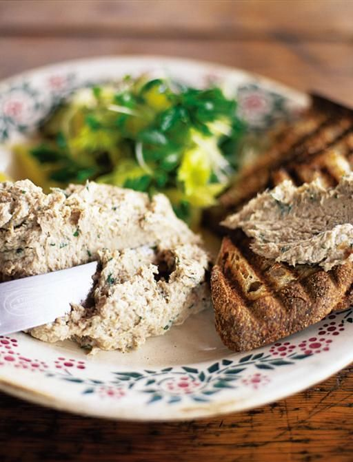 smoked mackerel pate with griddled toast & cress salad | Jamie Oliver | Food | Jamie Oliver (UK)