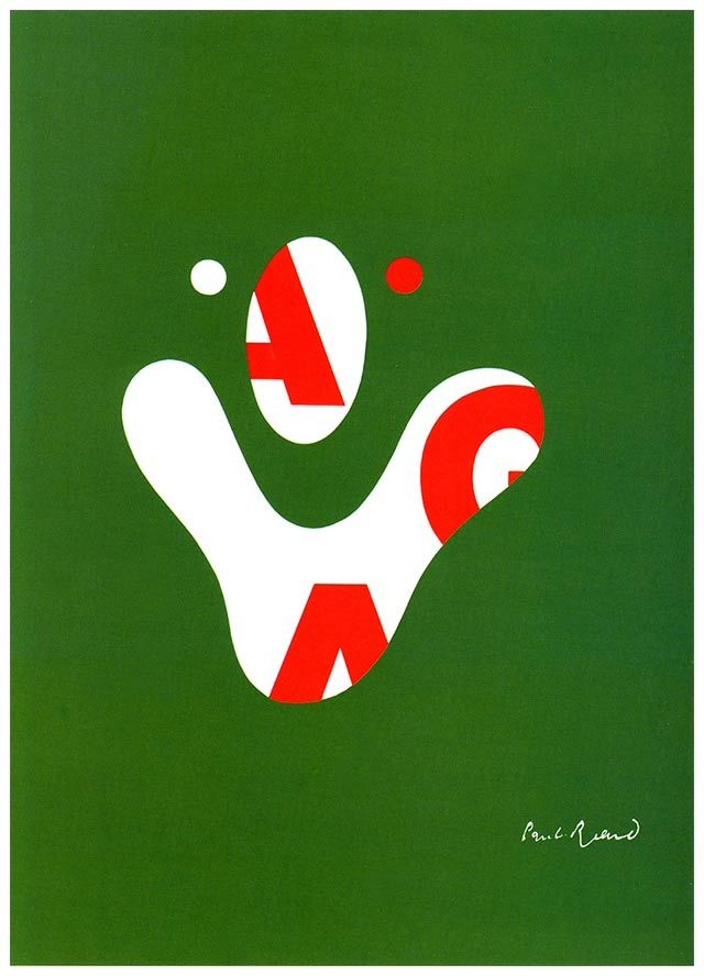 Fresh IKEA Catalog Book cover designed by famous graphic designer Paul Rand