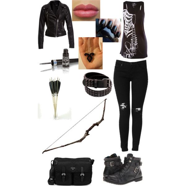 Shadowhunter Gear by la20p on Polyvore Polyvore