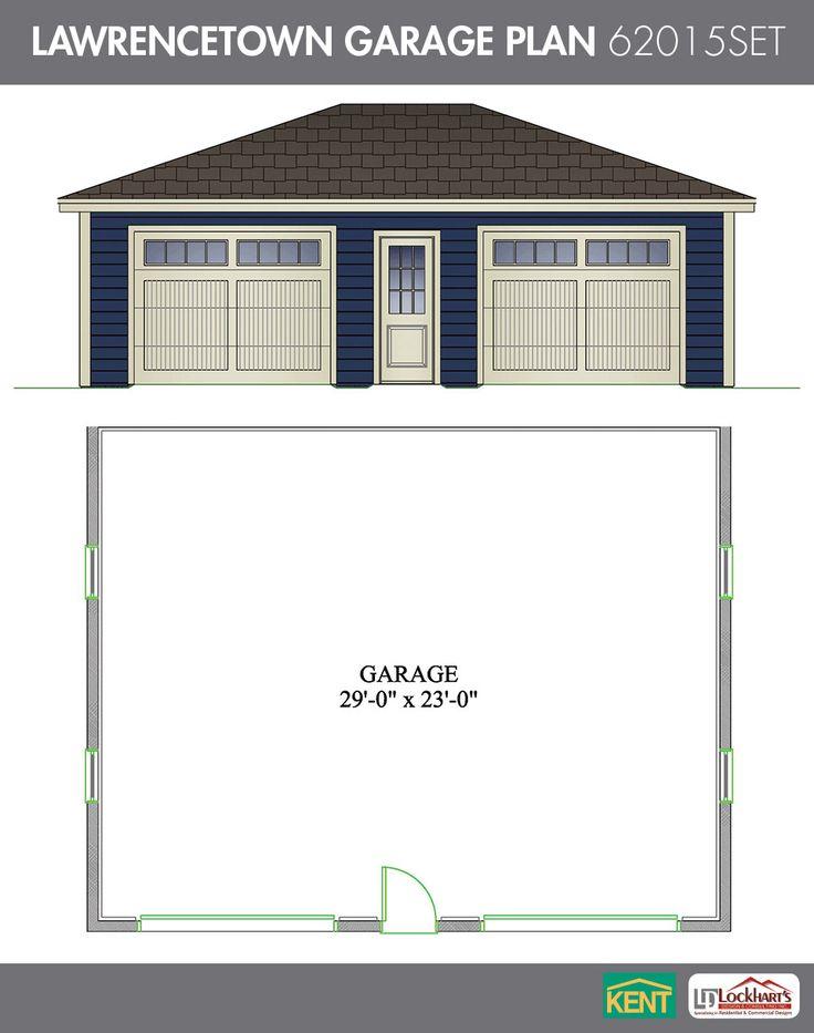 13 best garage plans images on pinterest garage remodel for Garage plans 24 x 30