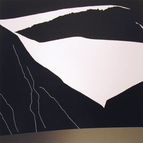 Per Kleiva (Norwegian, b. 1933), Høyfjell og fjord [High mountain and fjord]