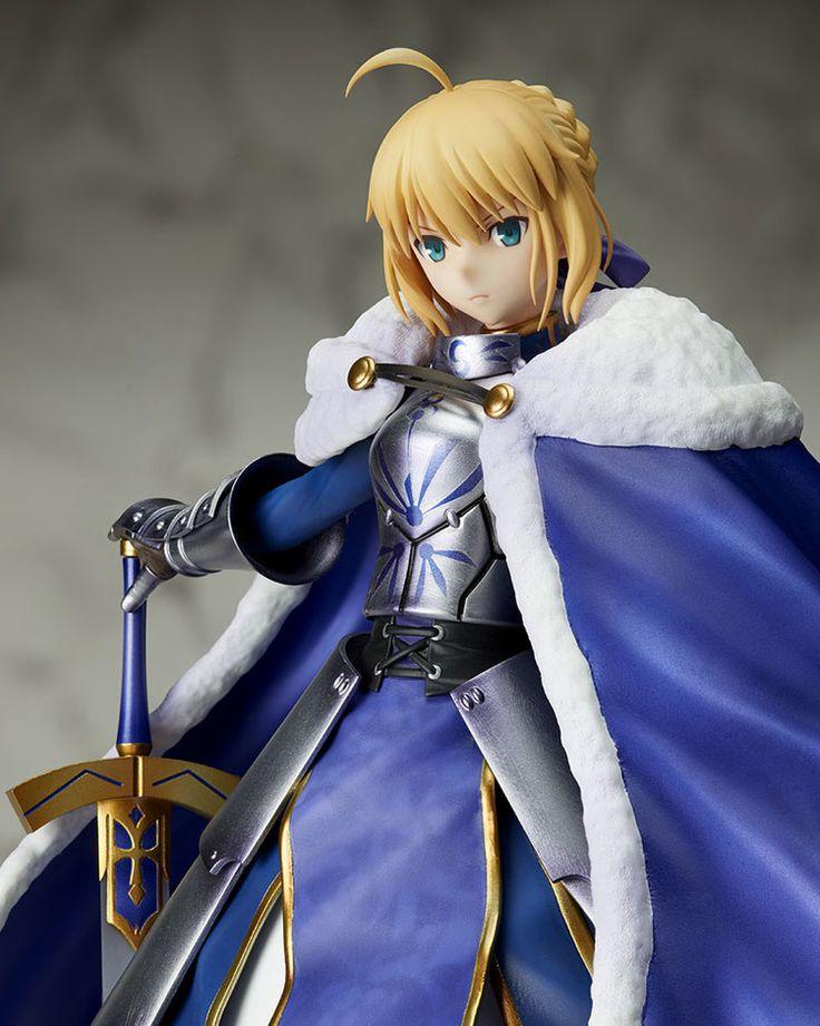 Fate/Grand Order Statue 1/7 Saber Arturia Pendragon Standard Edition 25 cm