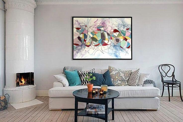 best 10 tableau peinture acrylique ideas on pinterest peinture acrylique peinture acrylique. Black Bedroom Furniture Sets. Home Design Ideas