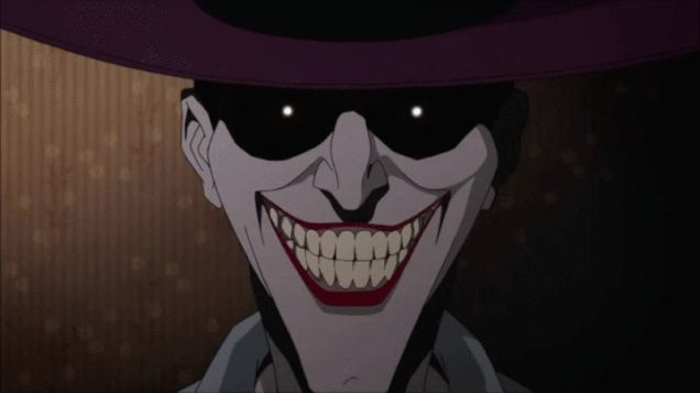 Our First Ever Look at Bruce Timms Animated Adaptation of The Killing Joke