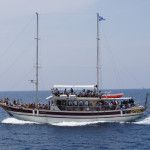 Line 2 & Line 3 http://www.athos-cruises.gr/el/packagegr/the-cruise/