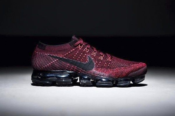 A First Look at the Nike Air VaporMax in Red and Black