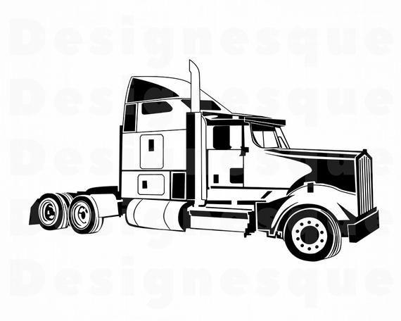 Truck 21 Svg Truck Svg Trucking Svg 18 Wheeler Truck Etsy In 2021 Trucks Lifted Diesel Diesel Trucks For Sale Diesel Trucks Girls