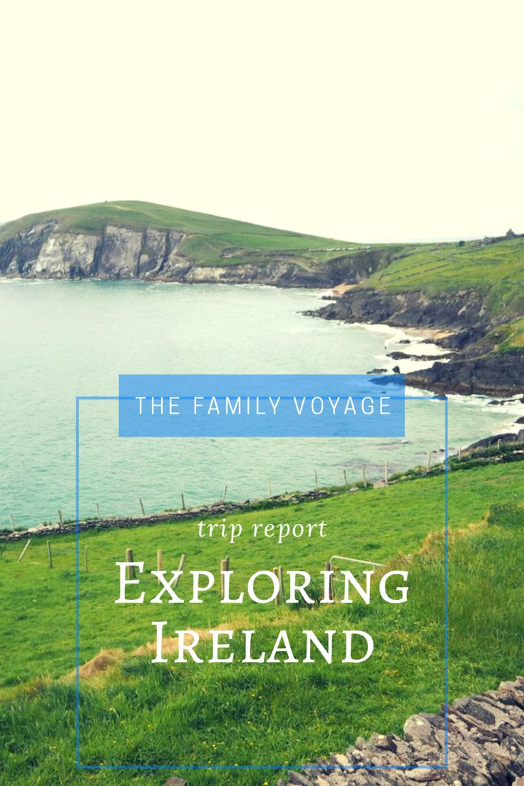 Check out our suggested Ireland itinerary. We explore Dublin, Killarney and Kinsale. Ride a bike, hop on a boat, storm a castle, drink a beer and feed some animals. Best tips for planning your Ireland journey. Come along!
