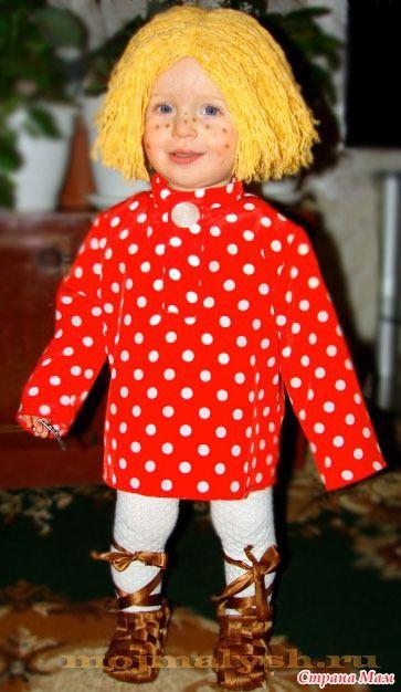 А вы уже приготовили костюмы для своих малышей?