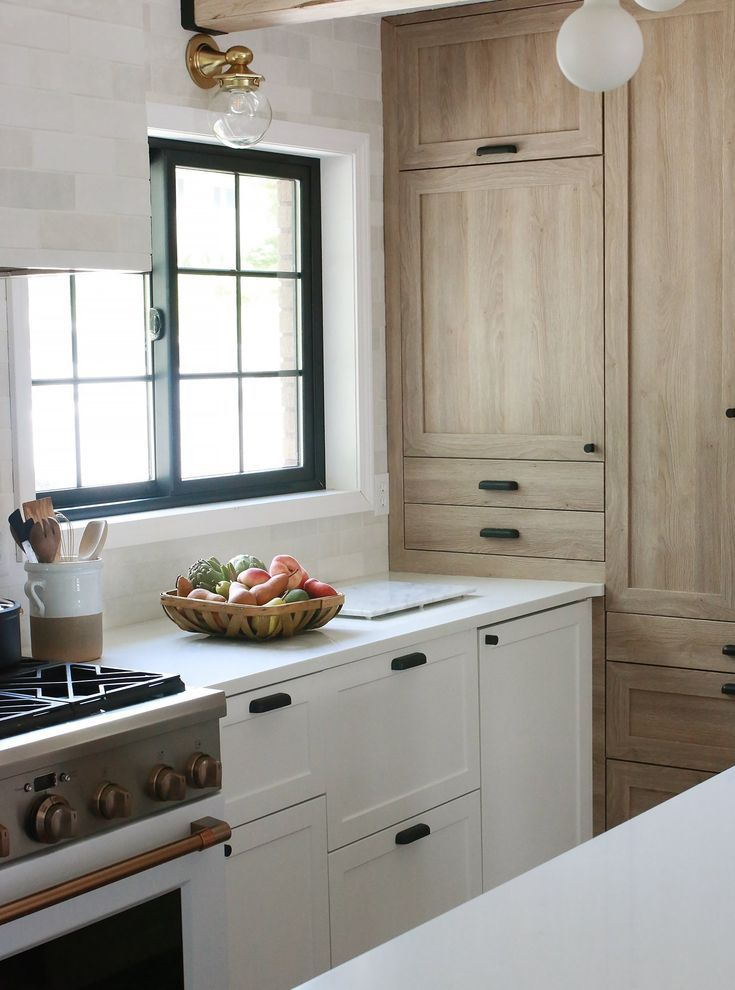 Beautiful And Functional Kitchen With Chris Loves Julia S Cove Shaker Ikea Kitchen Design Kitchen Remodel Small Kitchen Remodel
