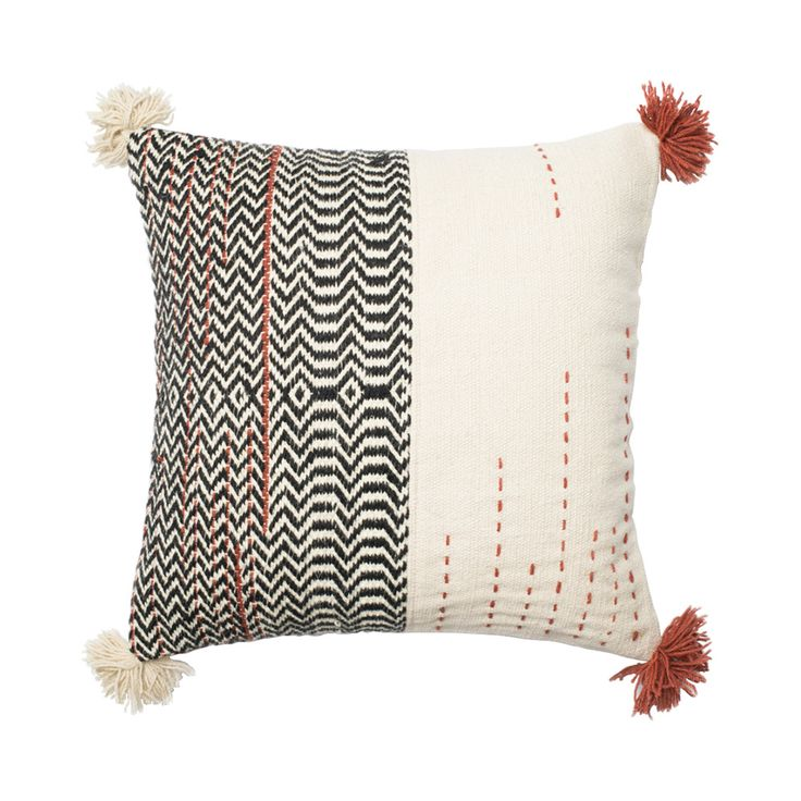 throw pillows are a great way to bring texture softness and style to a