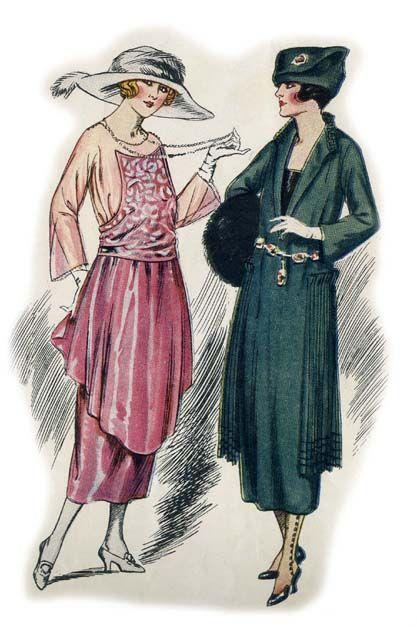 Les 23 meilleures images du tableau ann es 20 30 sur pinterest ann es folles annee et mode - Style vestimentaire annee 20 ...