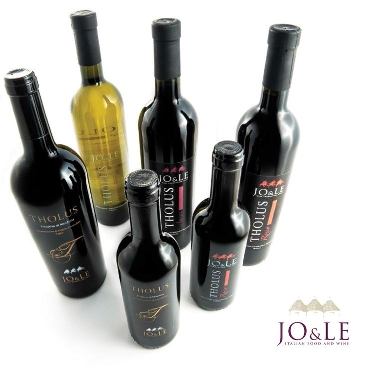 Prodotti JO Italian food and wine.
