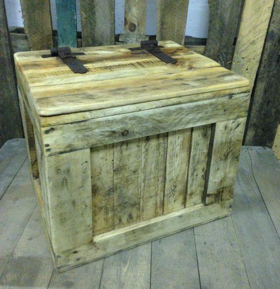 The Nolton Blanket Box, Trunk, Storage Box, Chest, Keepsake Box