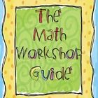 Looking to change things up for the new year?  The Math Workshop Guide is a comprehensive guide to implementing math workshop into your 1st-5th grade classroom.