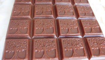 Jabón de chocolate con leche