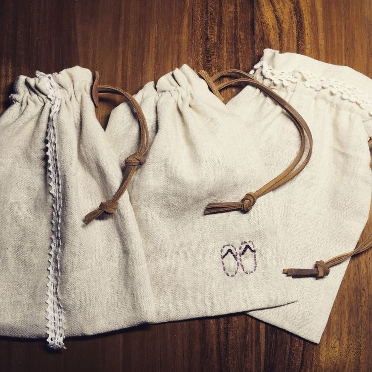 little linen pockets