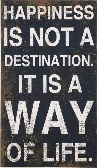 Way of Life Sign   dotandbo.com