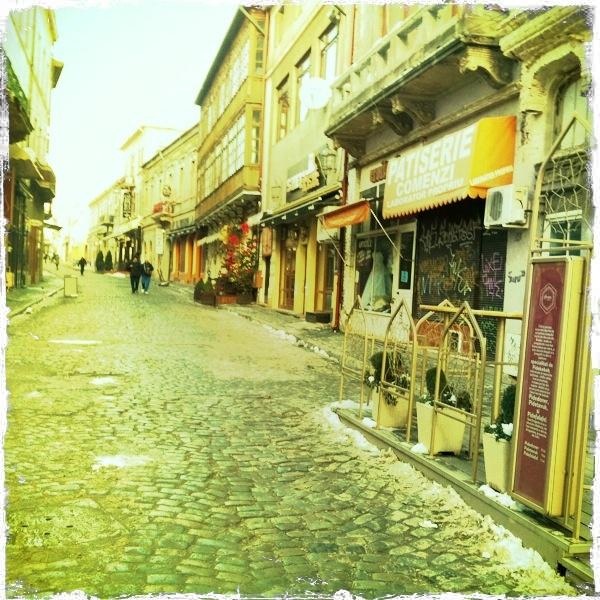 Bucharest// winter