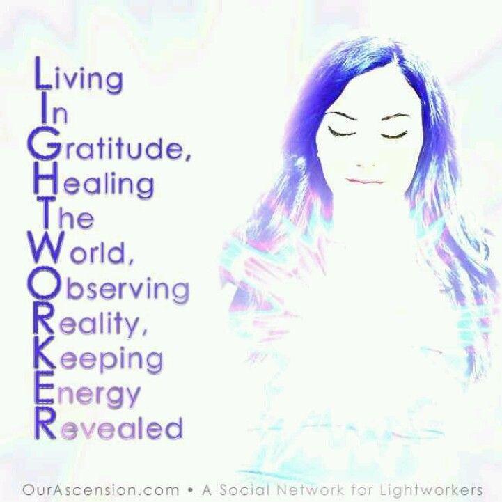 Lightworker I Am ...