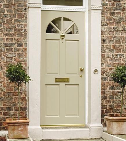 Carolina glazed door