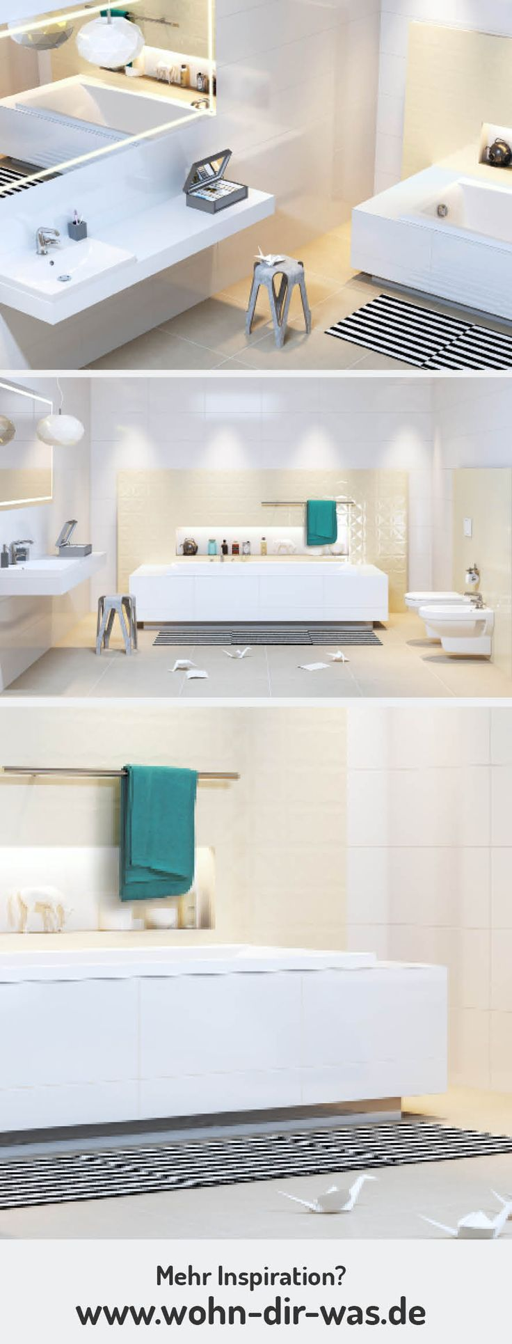 Cool Was w nschst du dir f rs neue Bad Halte alle deine W nsche auf deinem pers nlichen Badezimmer