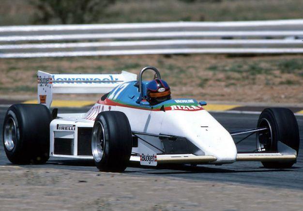 1983 GP RPA (Kenny Acheson) RAM March 01 - Ford
