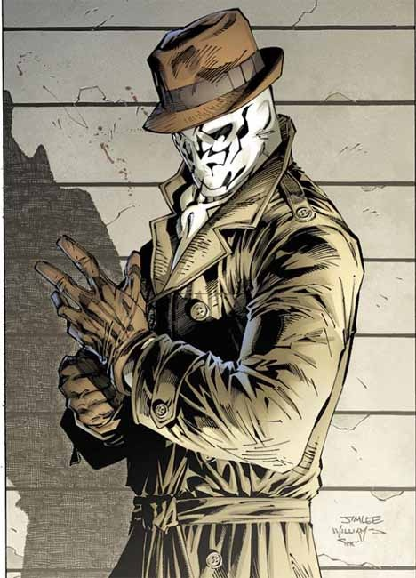 air Superheroes Jim  watchmen Comic  rorschach new and from        Watchmen          FanArt   Lee   comic jordans    Rorschach