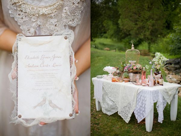 Nashville Rustic Wedding Ideas